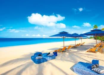 画像:7-8月 モルディブ パラダイス 2020年カレンダー