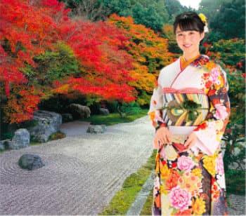 画像:9-10月 夏瀬ゆの みやび(大) 2020年カレンダー