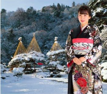 画像:11-12月 山田菜々 みやび(大) 2020年カレンダー