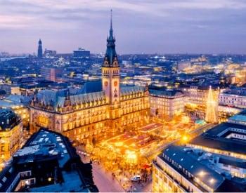 画像:11-12月 ドイツ ヨーロッパ 2020年カレンダー