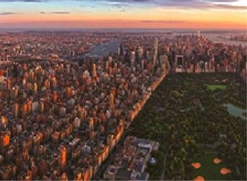 画像:9月 ニューヨーク スカイジャーニー 2020年カレンダー
