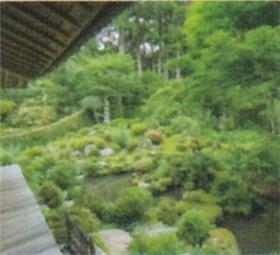 画像:5月 三千院(京都) 庭の詩情 2020年カレンダー