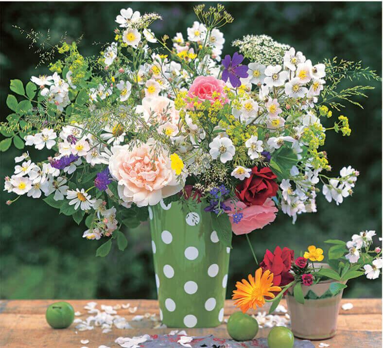 花の贈り物(フィルムカレンダー) 2022年カレンダーの画像